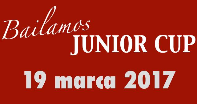 Bailamos Junior Cup