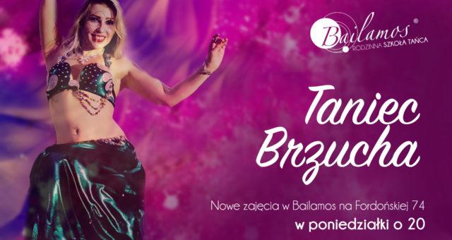 Taniec brzucha – nowe zajęcia w Bailamos! [ZAPISY]