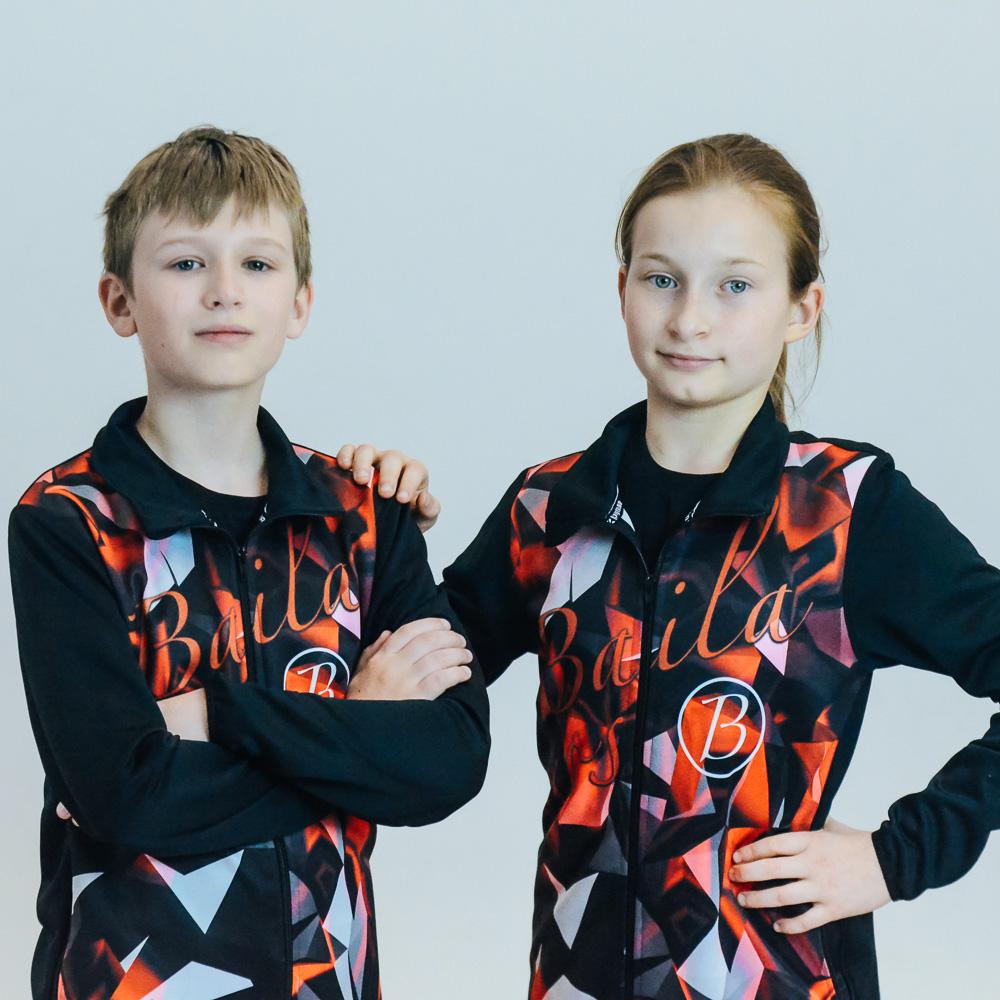 Grzegorz i Oliwia