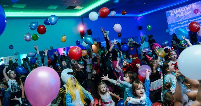 Przebierane Bale Karnawałowe dla dzieci w Bailamos