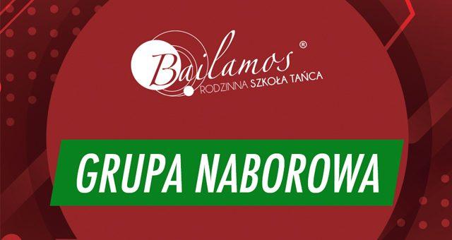 Nowe grupy dla dzieci i młodzieży w Bailamos