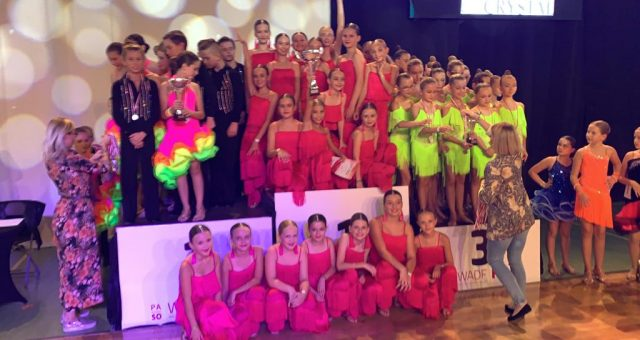 Sukcesy naszych tancerzy na Polish Open Championship!