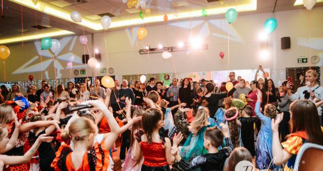 Przebierany Bal Karnawałowy dla dzieci połączony z WOŚP