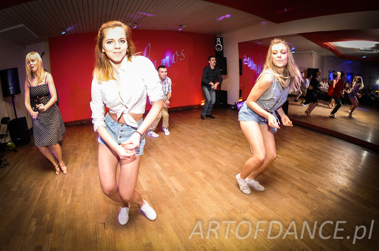 Andrzejki 2012 w Szkole Tańca Bailamos 08
