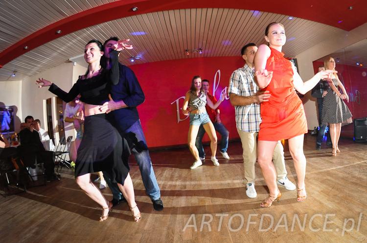 Andrzejki 2012 w Szkole Tańca Bailamos 11