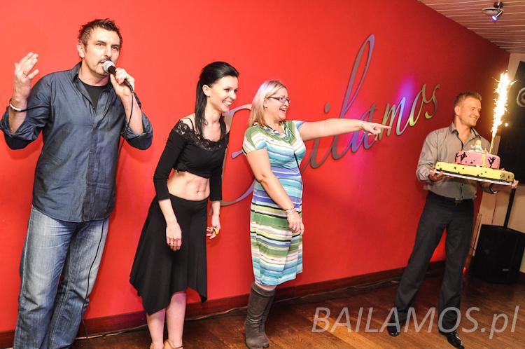Andrzejki 2012 w Szkole Tańca Bailamos 14
