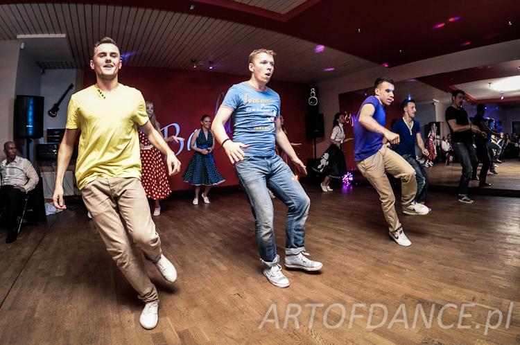 Andrzejki 2012 w Szkole Tańca Bailamos 25