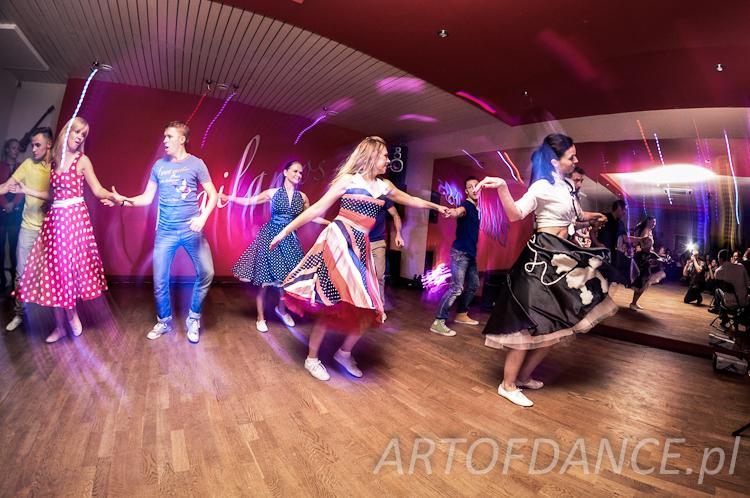 Andrzejki 2012 w Szkole Tańca Bailamos 26