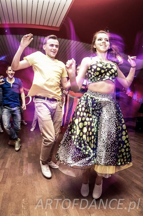 Andrzejki 2012 w Szkole Tańca Bailamos 30