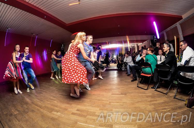 Andrzejki 2012 w Szkole Tańca Bailamos 36