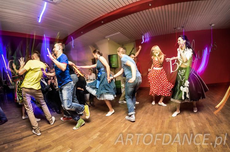 Andrzejki 2012 w Szkole Tańca Bailamos 47