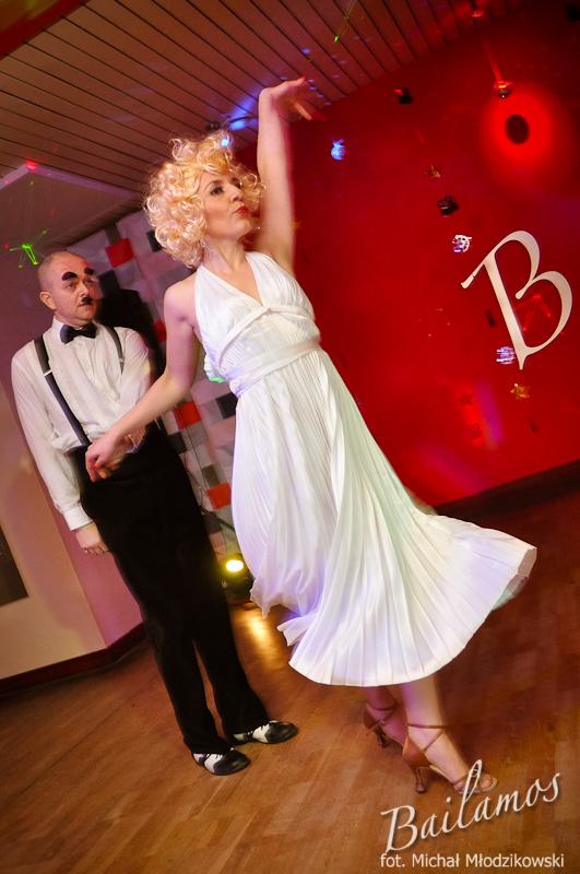 Bal Filmowy w Bailamos, Pokazy Tańca,  Lekcje Tańca 14