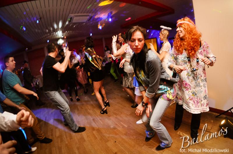 Bal Filmowy w Bailamos, Pokazy Tańca,  Lekcje Tańca 23