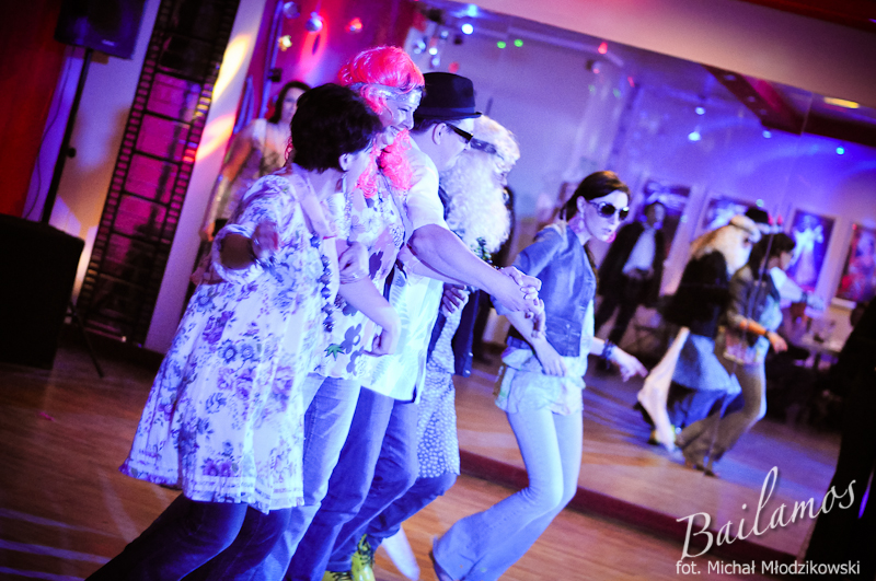 Bal Filmowy w Bailamos, Pokazy Tańca,  Lekcje Tańca 27