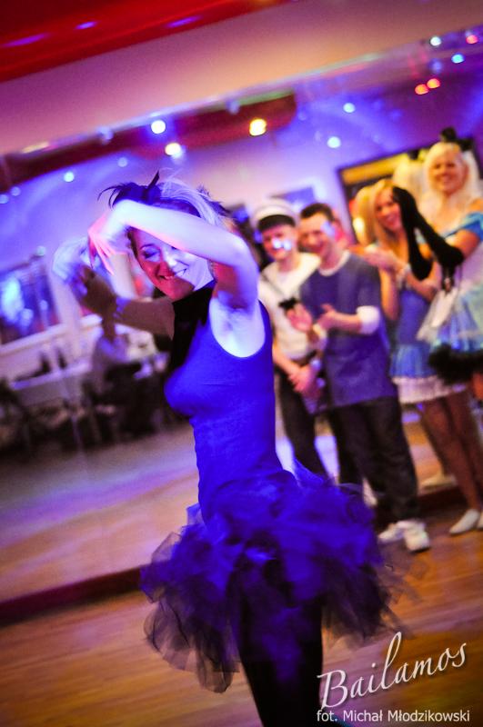 Bal Filmowy w Bailamos, Pokazy Tańca,  Lekcje Tańca 29
