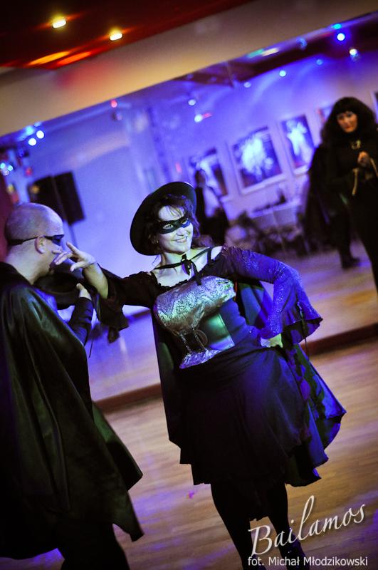 Bal Filmowy w Bailamos, Pokazy Tańca,  Lekcje Tańca 30