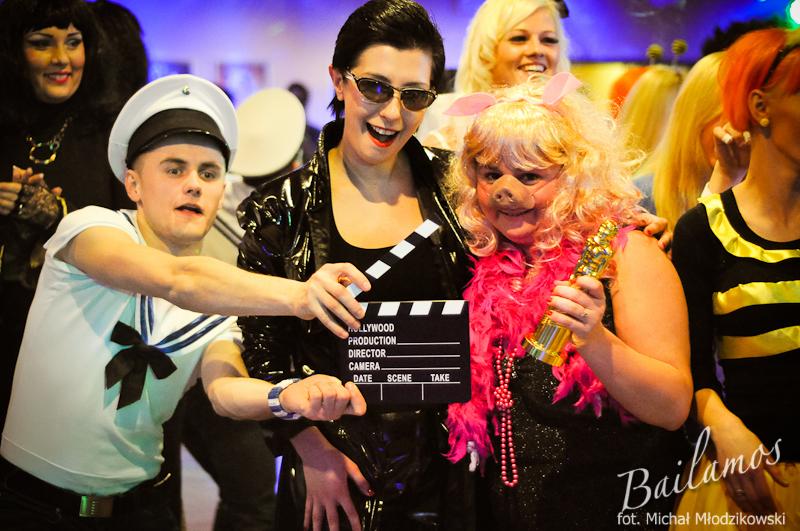 Bal Filmowy w Bailamos, Pokazy Tańca,  Lekcje Tańca 33