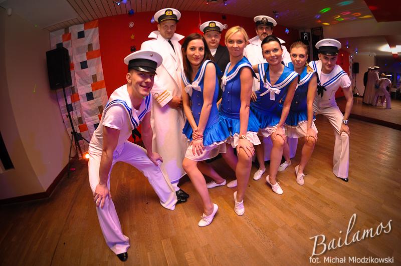 Bal Filmowy w Bailamos, Pokazy Tańca,  Lekcje Tańca -2