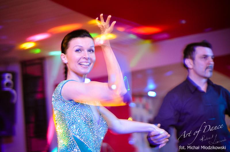 Bal Filmowy w Bailamos, Pokazy Tańca,  Lekcje Tańca -3