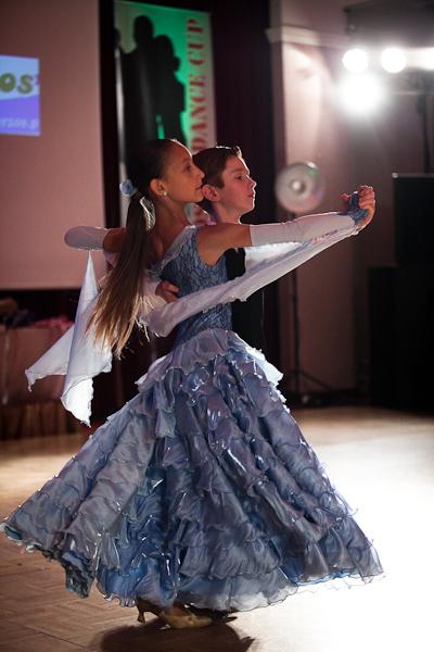 Bydgoszcz Dance Cup - turniej tańca dla dzieci i dorosłych Blok II 5135