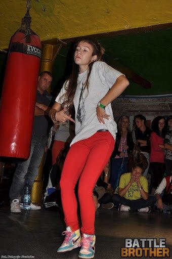 Kundzia taniec hip hop