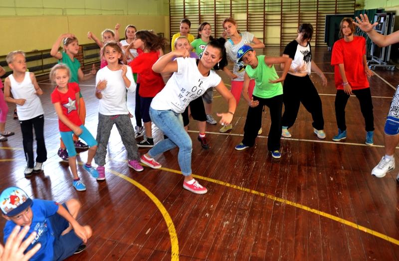Obóz Taneczny Hip Hop Lato 2013