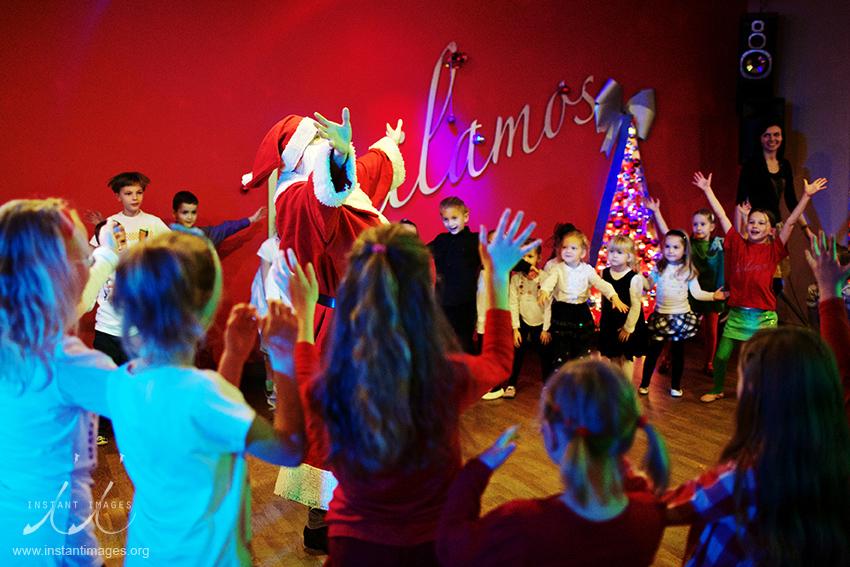 Wigilia Pokazy Tańca - hip hop, disco , balet taniec towarzyski 64