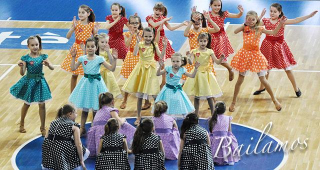Basket Baila: pokazy tańca na meczu Artego – AZS Gorzów