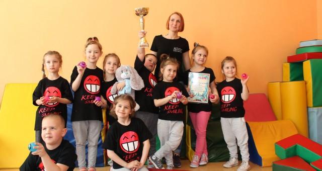 Konfrontacje taneczne przedszkolaków: 2 miejsce Baila Kids!