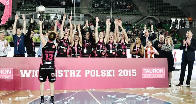 Artego Bydgoszcz wicemistrzem Polski! (FOTO)