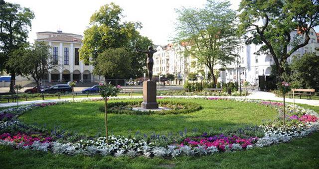 Letnia Akademia Ruchu w Parku Kochanowskiego
