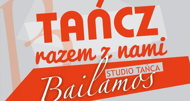 Taniec w Bailamos Bydgoszcz