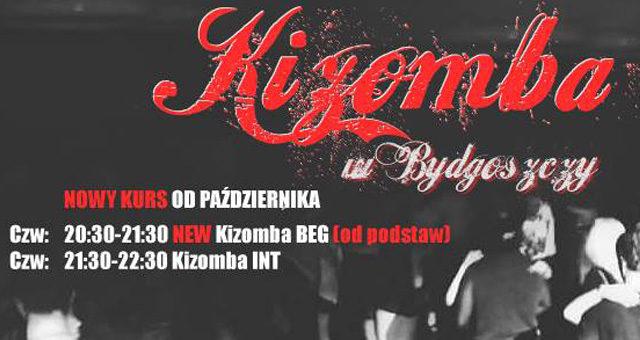 Kizomba w Bydgoszczy!