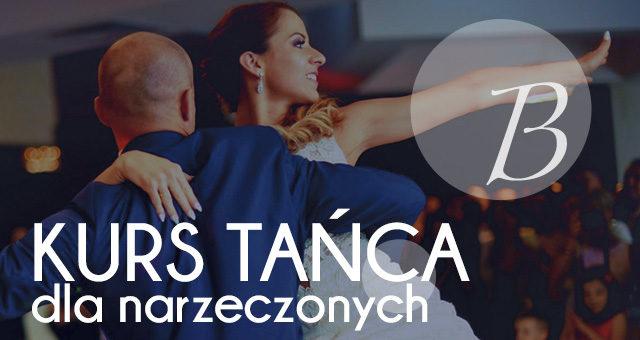 Kurs tańca dla narzeczonych przez internet!