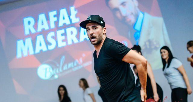 Rafał Maserak w Bailamos! Latino Solo dla pań! GALERIA