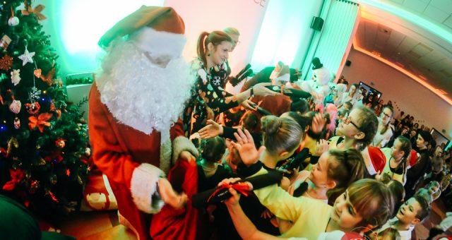 Pokazy świąteczne w Bailamos [GALERIA ZDJĘĆ]