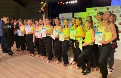 Baila Girls i Bailamos Junior Mistrzami Polski!