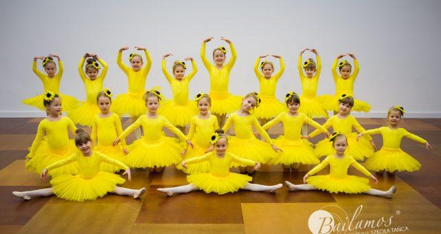 Baletnice w Bailamos