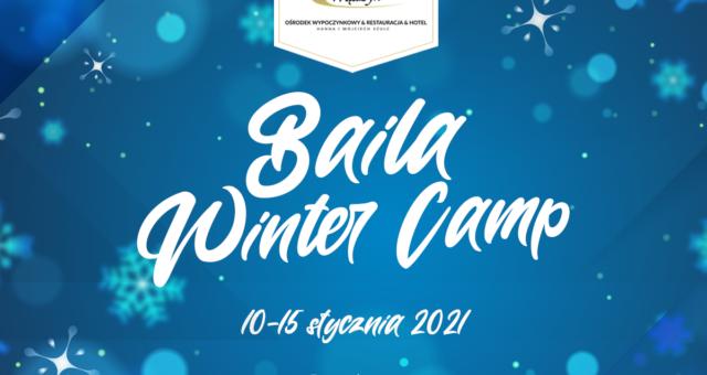 Baila Winter Camp – obóz zimowy 2021