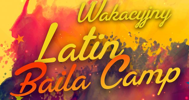 Wakacyjny Latin Baila Camp